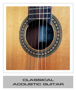 RSGL01 Classical Acoustic Guitar